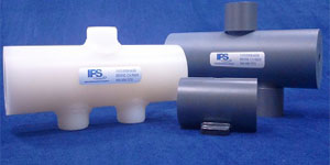 IPS Polymer Diverter & Drain Valves