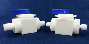 IPS PTFE Ball Valves