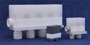 IPS PTFE Chemical Resistant Valves
