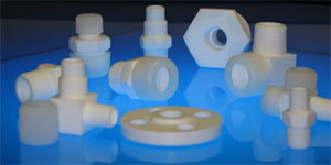 IPS PTFE Fittings & Connectors