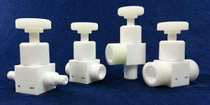 IPS PTFE Manual Valves