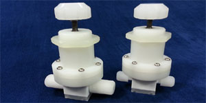 IPS PTFE Pressure Regulators