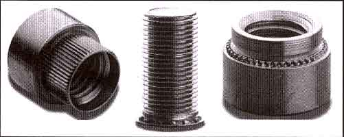 Threaded Inserts For Sheet Metal Pcb