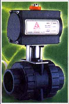 Actuated Valves, Pvc/pp - Click To Visit Our Website