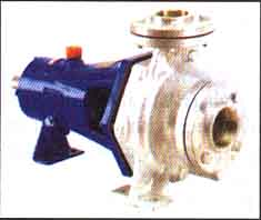 Centrifugal Coupled Pumps With Semi-open Impeller, Jcp Series - Click To Visit Our Website