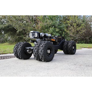 CUES Steerable Mudmaster Transporter